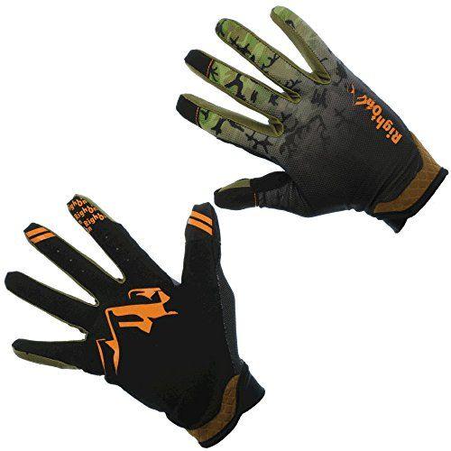 Righton Simpl Mountain Bike Gloves Unisex Cycling Gloves Full