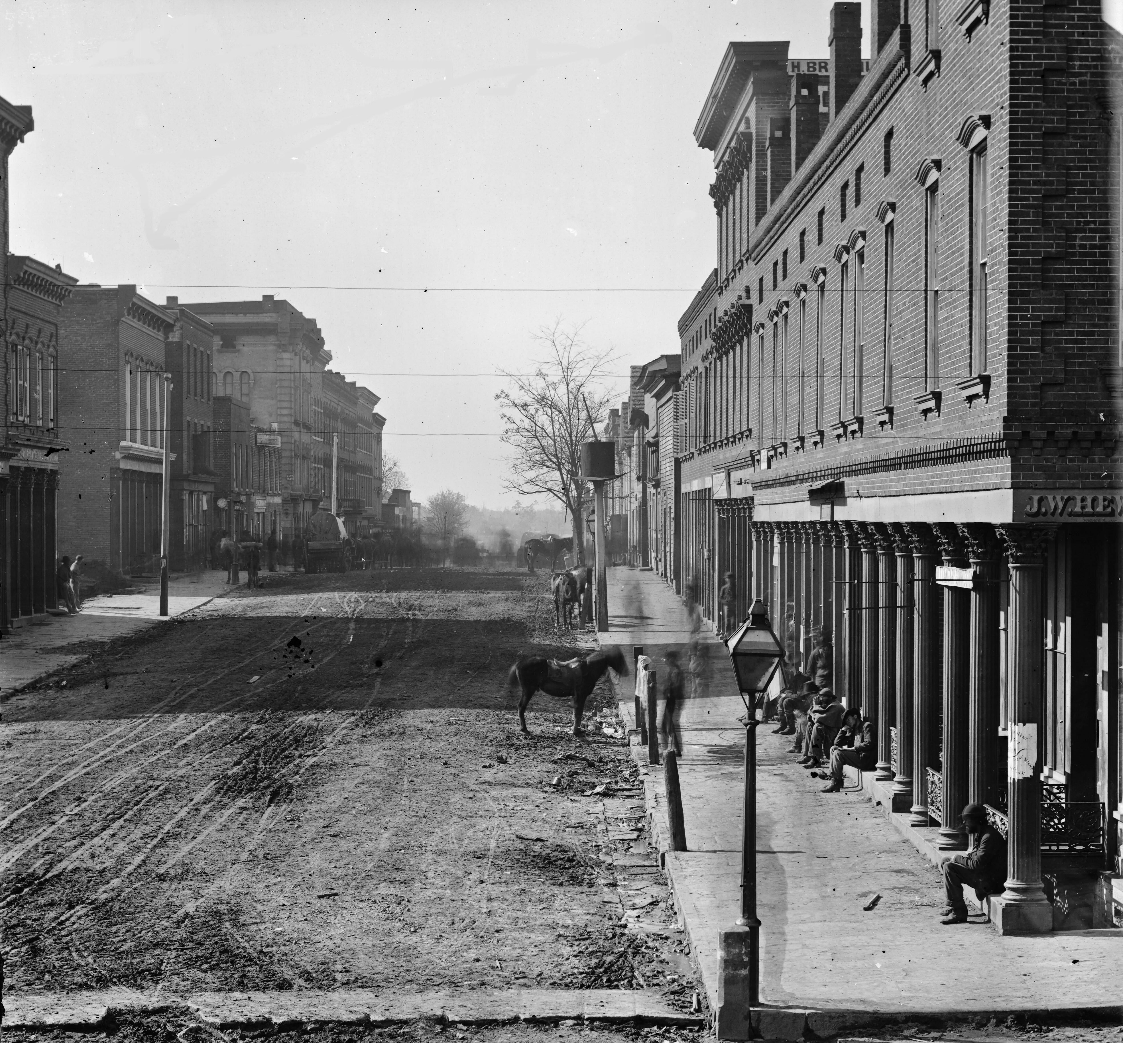 Atlanta in the American Civil War - Wikipedia