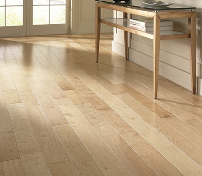 Maple Wood Flooring Also Has A Wonderful Appearance Due To