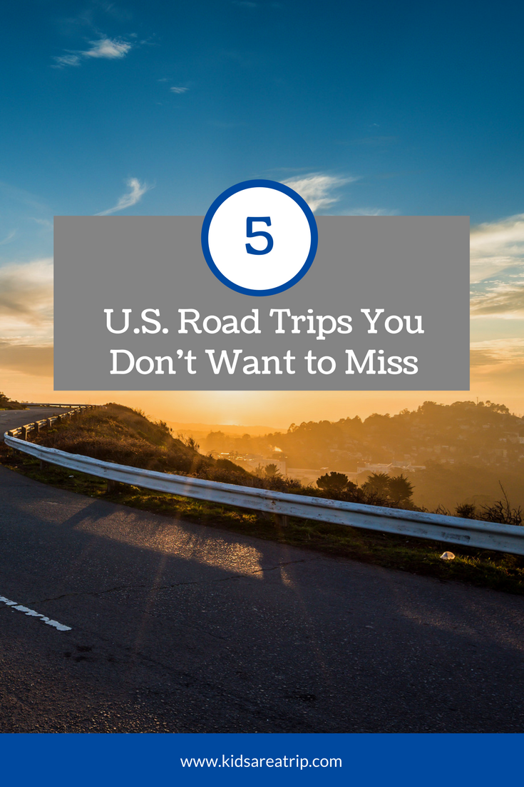 5 US Road Trips Not to Miss