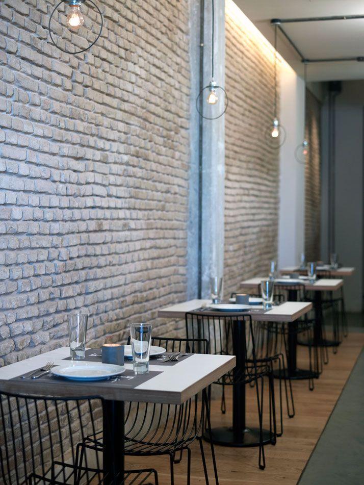 Prosopa Restaurant Restaurant Interior Design