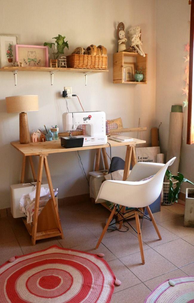 bienvenidos a mi casa craft spaces muebles bienvenido orden en rh pinterest es