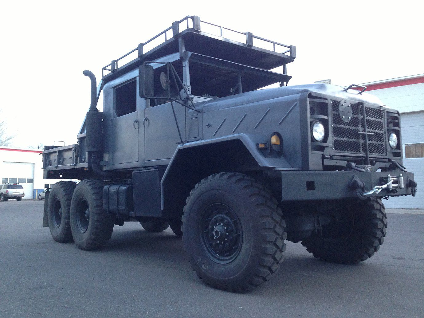 Custom built Prepper trucks, Offroad motorhomes rv, crewcab 4 door ...