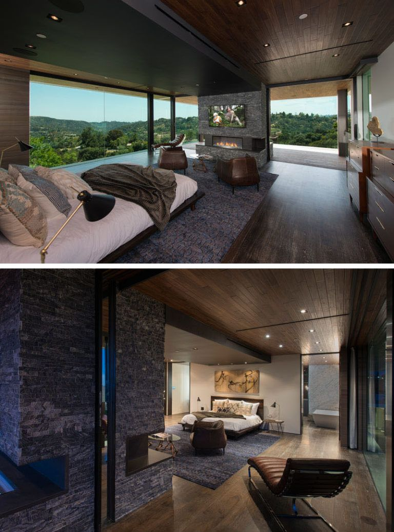 The benedict canyon residence by whipple russell architects dream