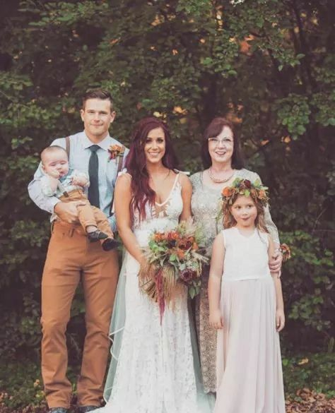 Pin by karli cromwell on chelsea houska love her style for Chelsea houska second wedding dress