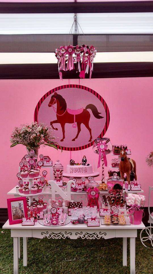 horses birthday party ideas in 2019 pink horses and little indian rh pinterest com