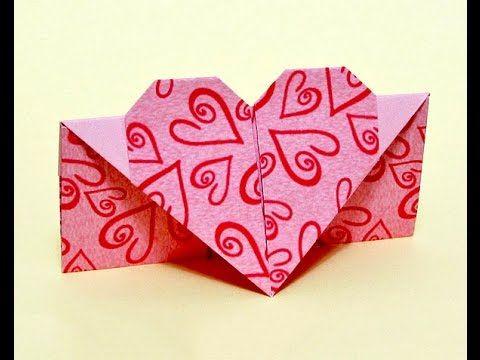 Easy envelope with heart gift envelope money envelope origami easy envelope with heart gift envelope money envelope origami envelope negle Gallery
