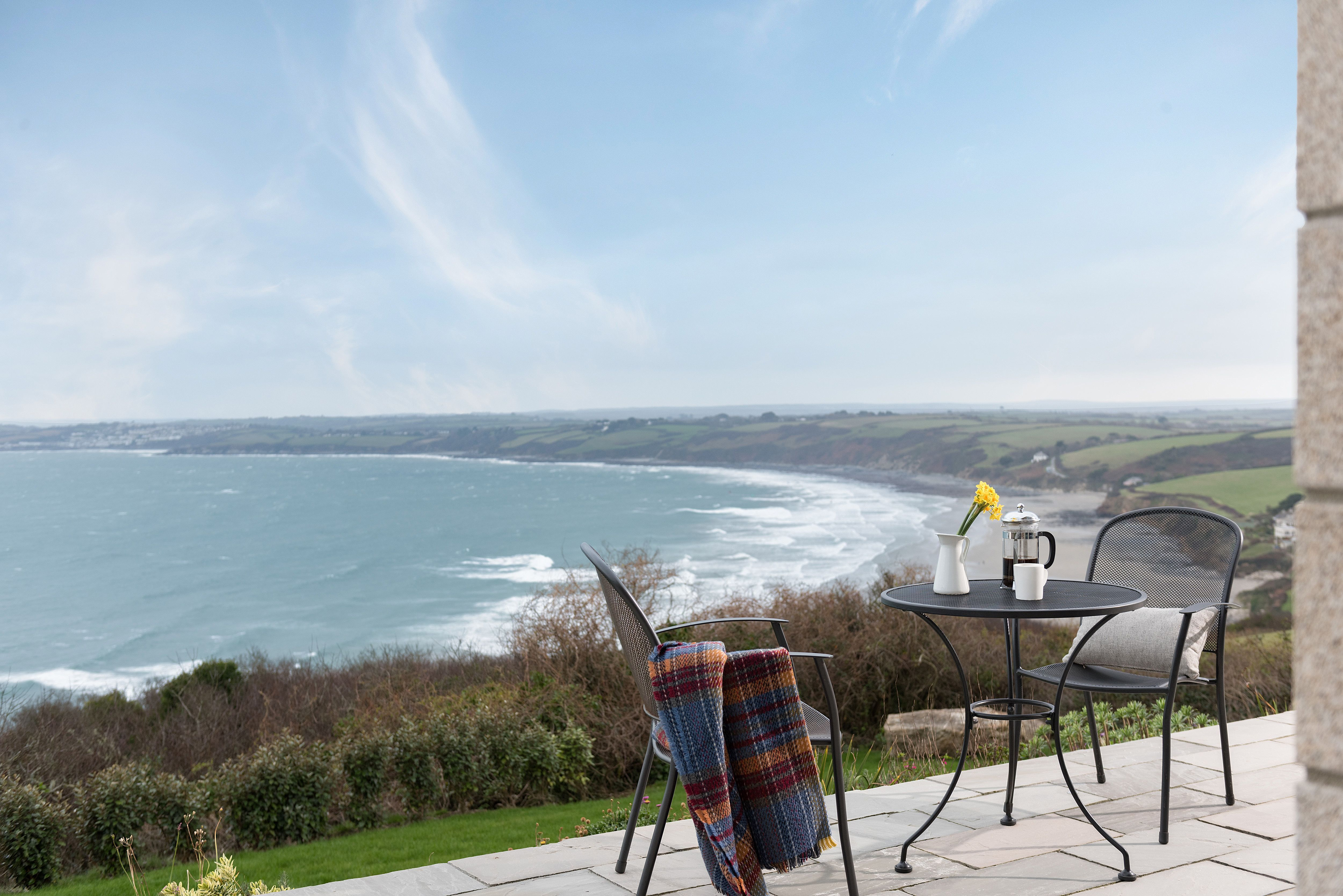 have you seen such a breathtaking view of the cornish ocean rh pinterest com