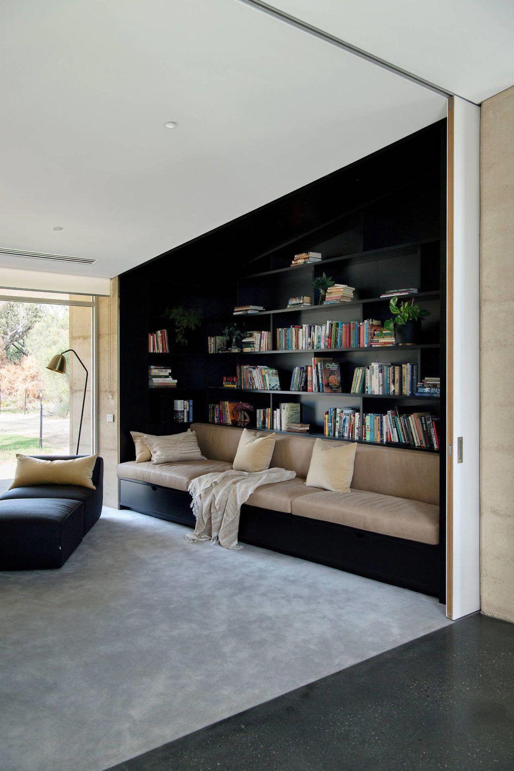 bartram residence by mountford architects interior design house rh pinterest com