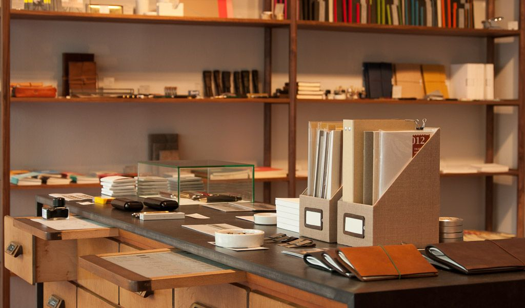 Luiban Papeterie Store Interiors Store Stationery Store