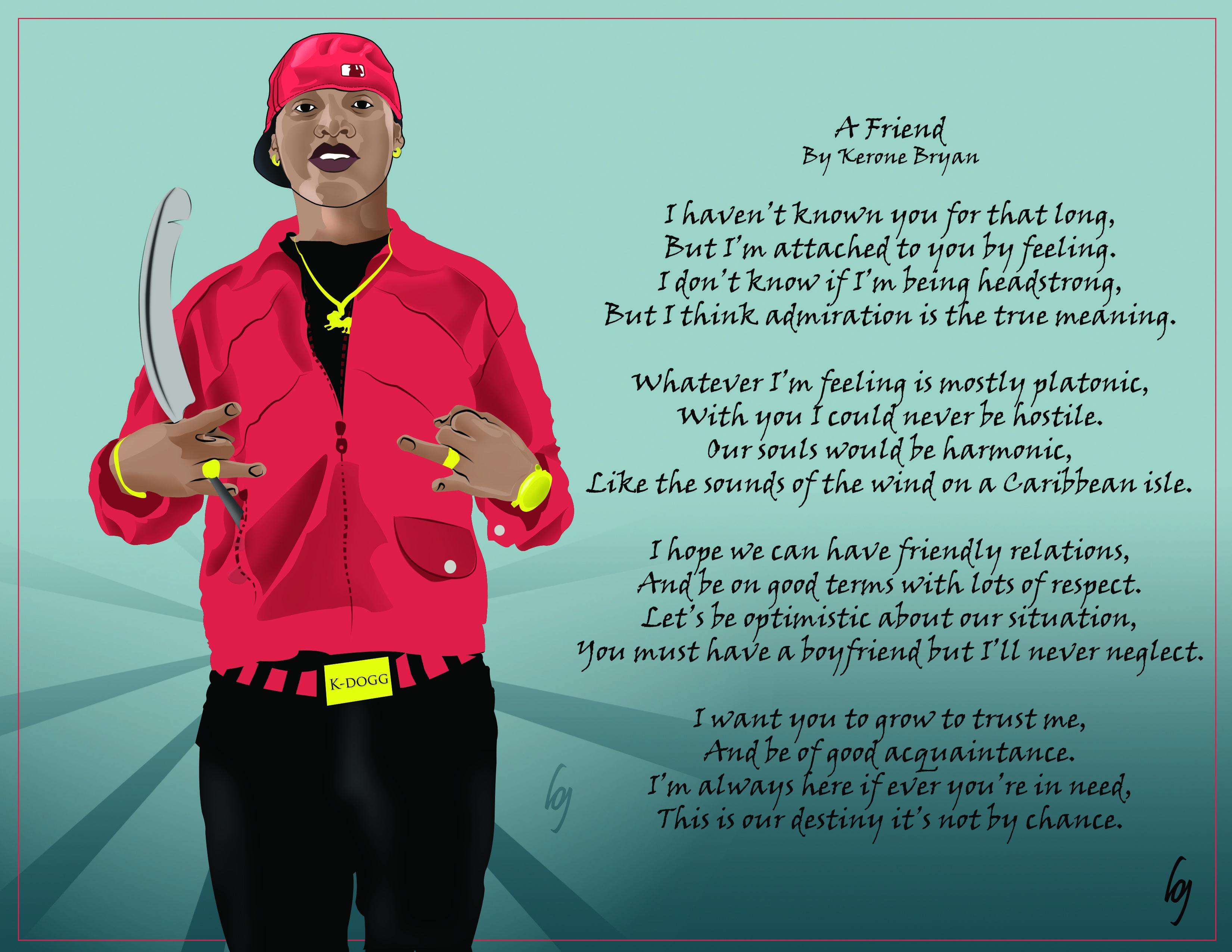 #KTP - A #Friend #poetry #poem #friendship