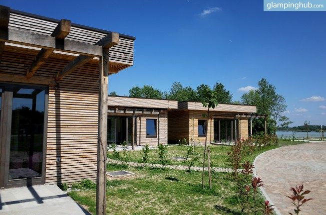 Tranquil Eco Cabins With Lake Views Near Zagreb Croatia Top Vacation Spots Eco Cabin Glamping Site
