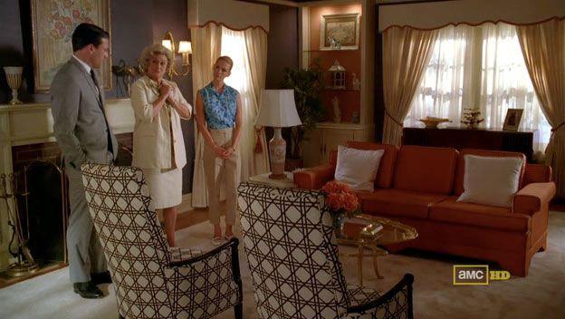 i love betty draper s new living room for the home in 2019 mad rh pinterest com