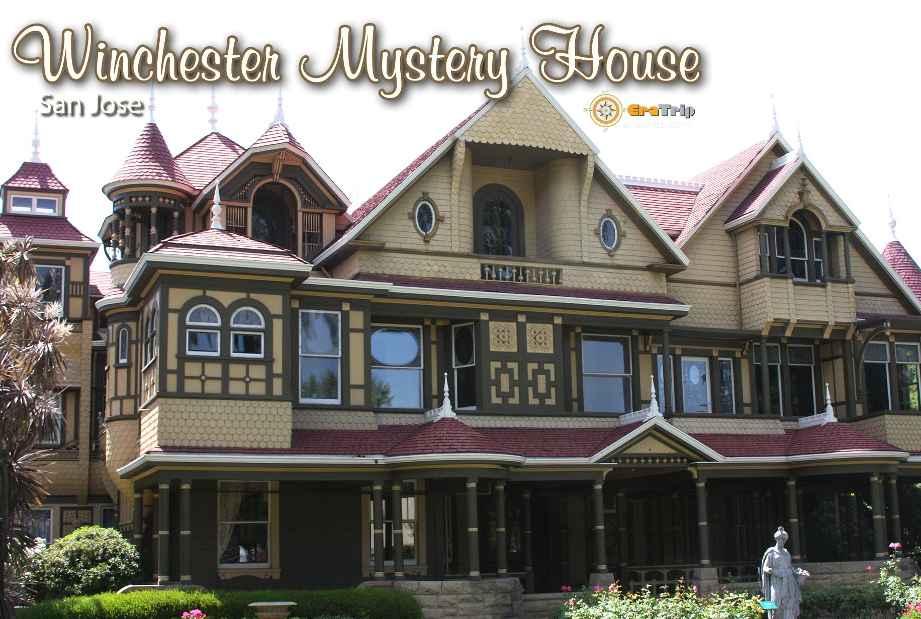 winchester mystey house travel places history in 2019 rh pinterest com