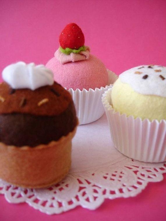 Felt- Cupcake- _29