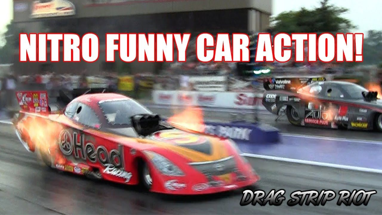 cool funny cars drag racing night under fire norwalk video john rh pinterest com