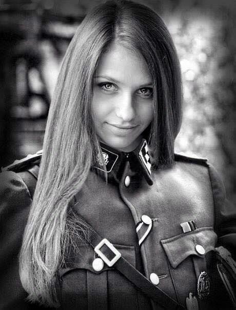 girls Nazi ss