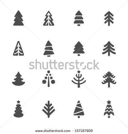 Symbol For Pine Tree Tm Vi Google Tats Pinterest Pine Tree