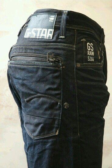 G STAR | Men's Denim Jeans GS Raw 5204 | Denim jeans men
