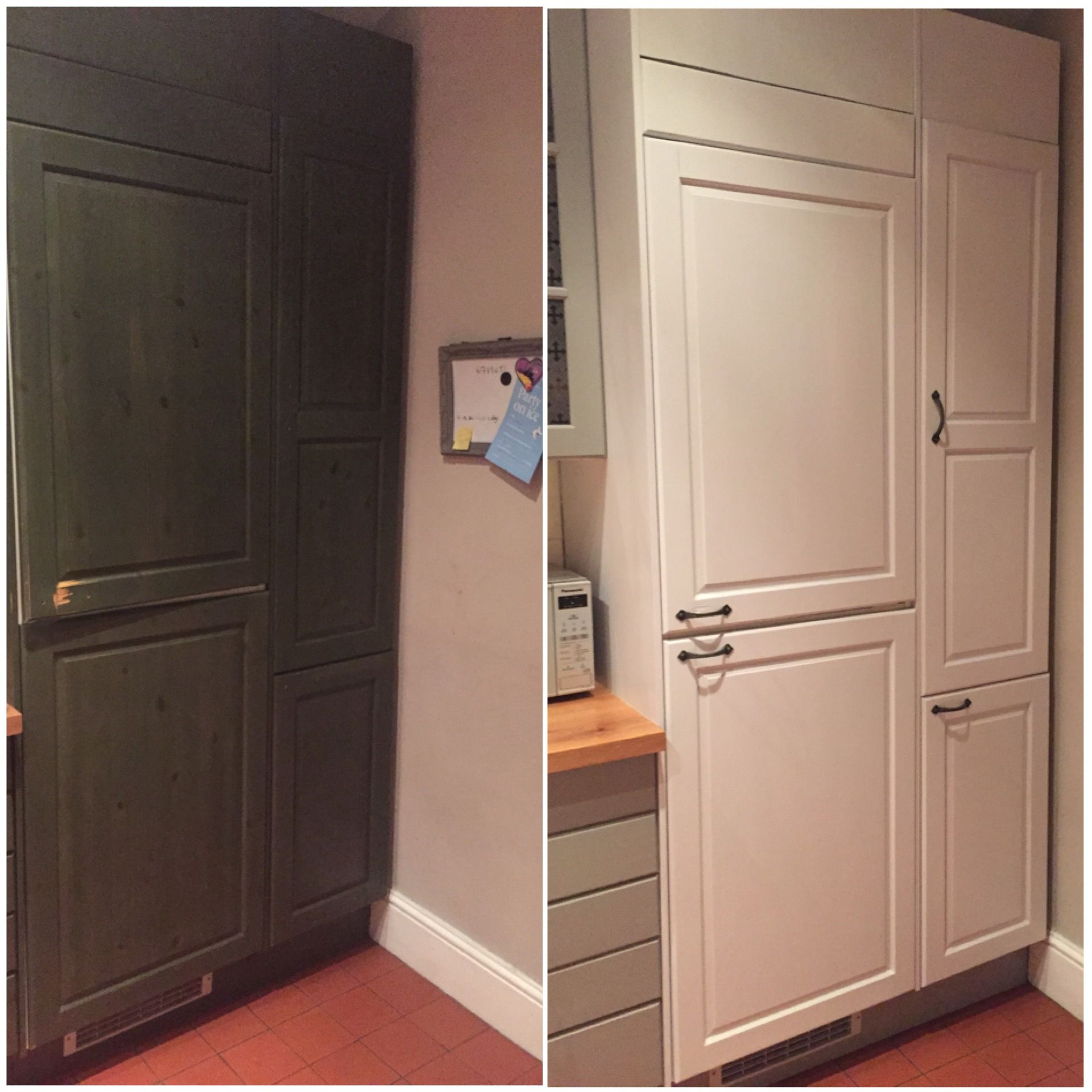 Best Farrow And Ball Dimpse Before And After Ikea Kitchen 400 x 300