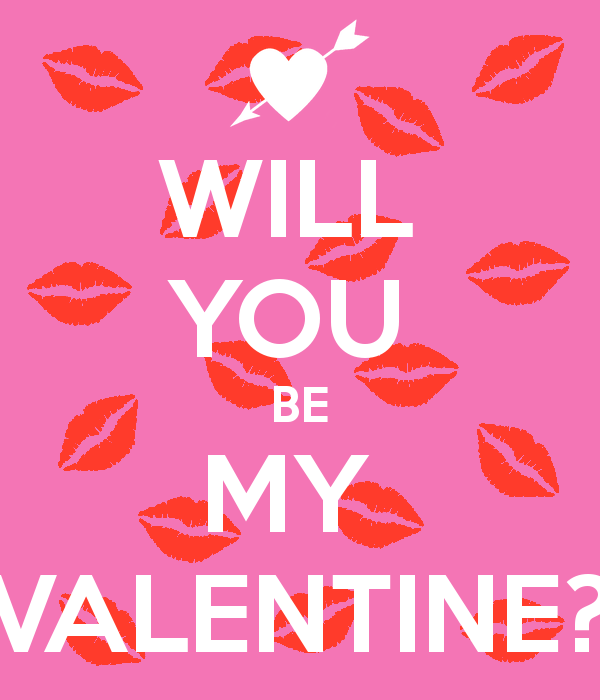 Will You Be My Valentine Funny Pinterest Valentines Be My