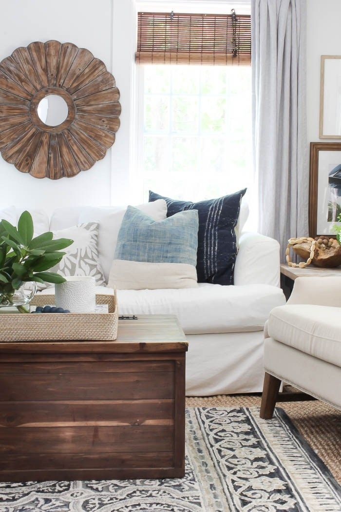 Summer decor farmhouse living room rooms for rent blog also
