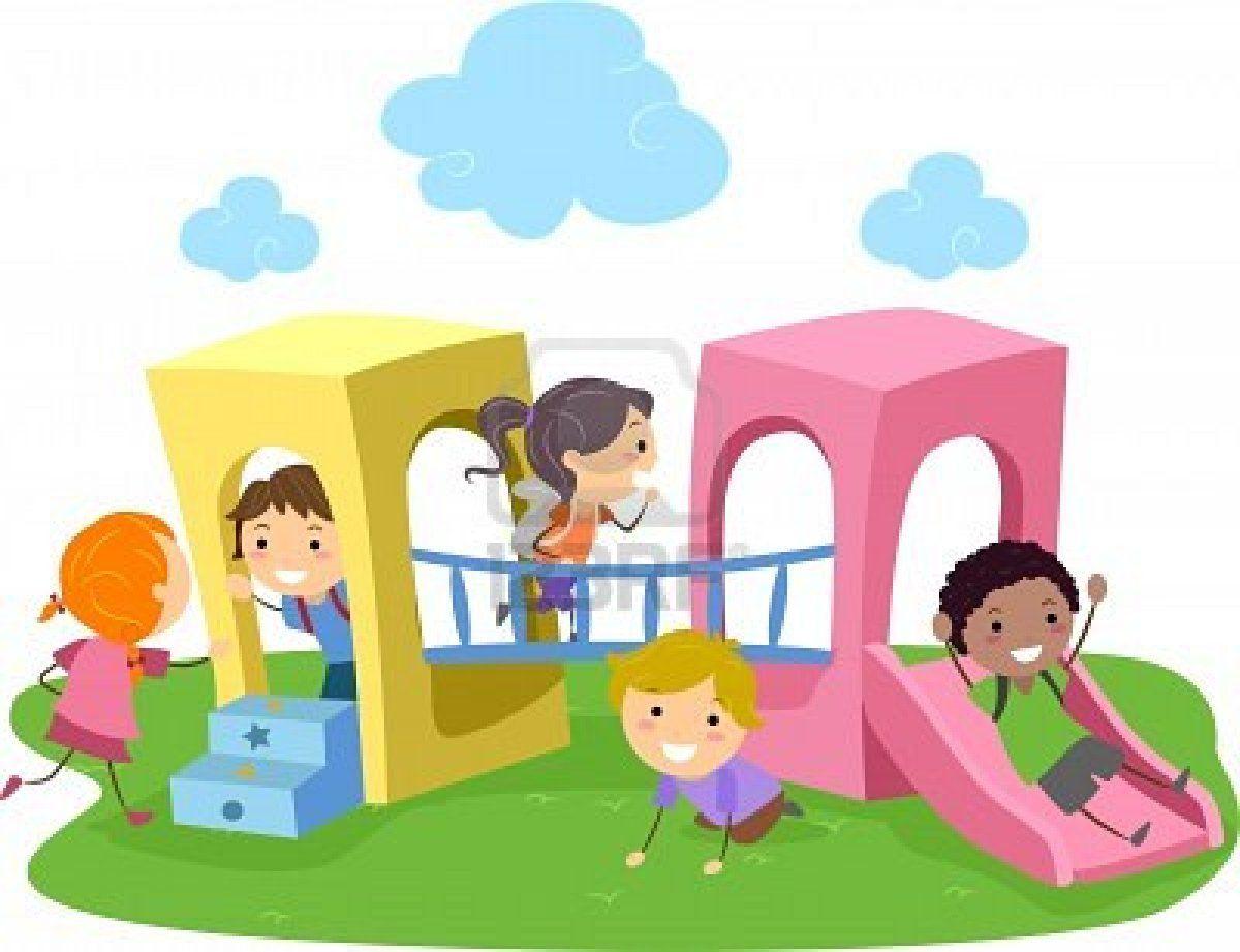 Niños Jugando Para Colorear Buscar Con Google Imágenes Dibujo