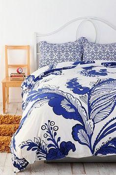 Delft Blue Duvet Cover Blue White Decor Blue Duvet Cover Home