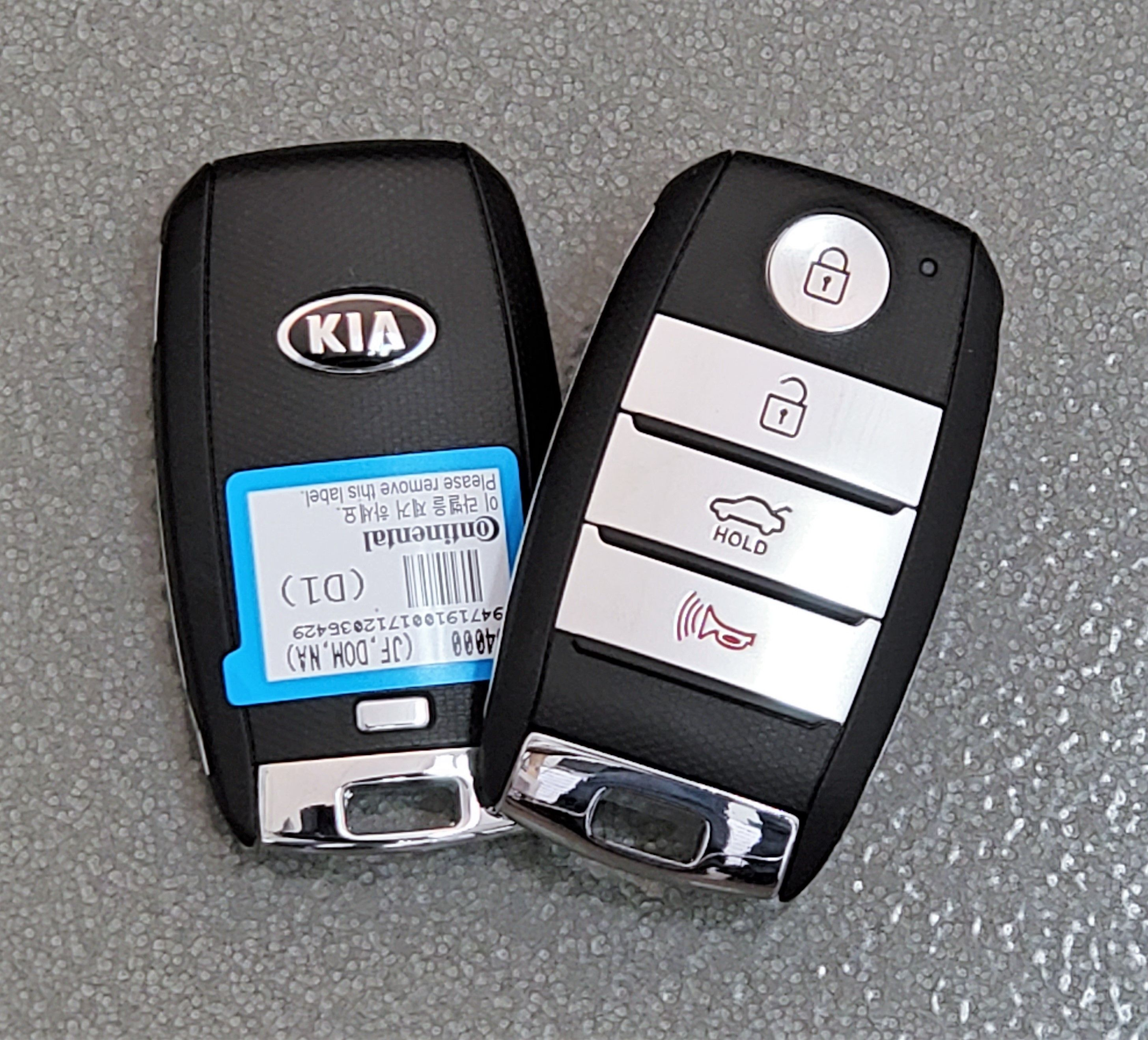 Kia Keyless Entry Remotes Commercial Locksmith Car Key Replacement Locksmith