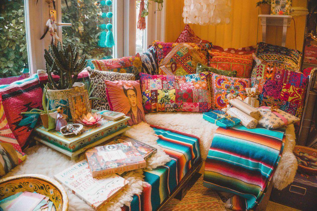 Best bohemian decor shop Amsterdam  Bohemian style furniture