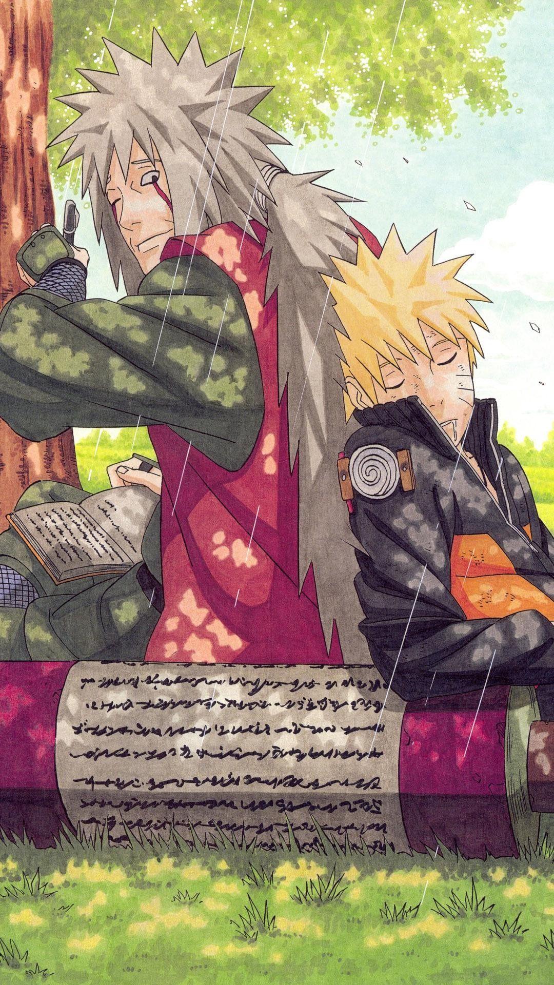 Jiraiyasensai Art Naruto Naruto Minato Fan Art Naruto