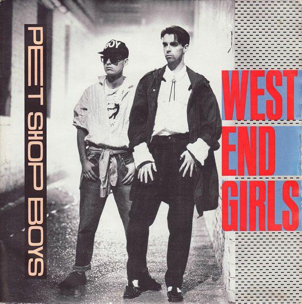 Pet Shop Boys West End Girls At Discogs Pet Shop Boys Record