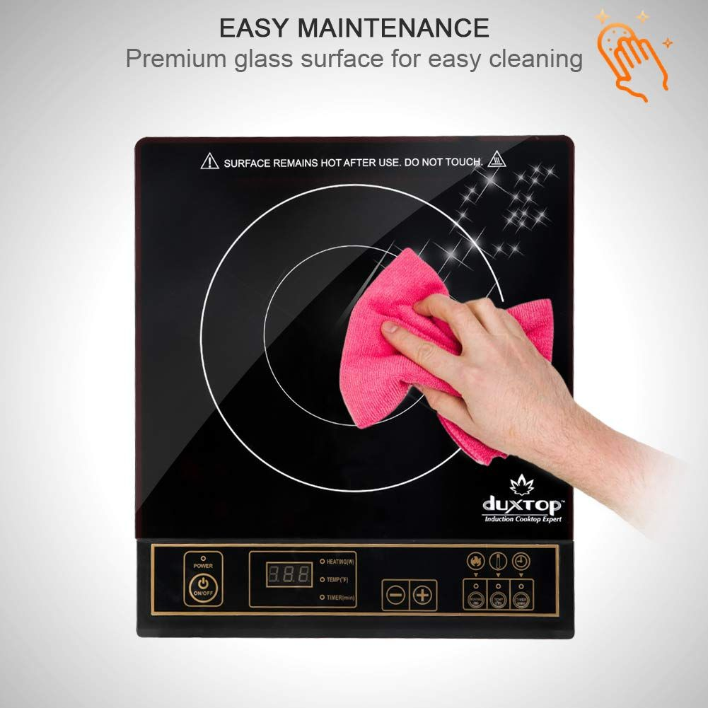 Duxtop 8100mc 1800w Portable Induction Cooktop Countertop Burner You Can Get More Details By Clicking On T In 2020 Thermador Appliances Induction Cooktop Countertops