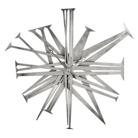 Grand Minerva Wall Clock From Z Gallerie Contemporary