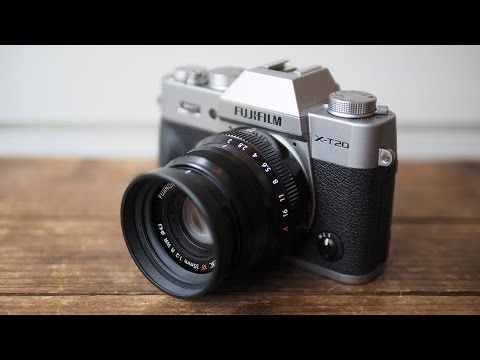 Fujifilm XT20 Review