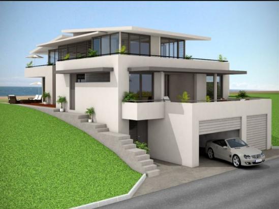 American Modern House Design House Exterior Modern House Design