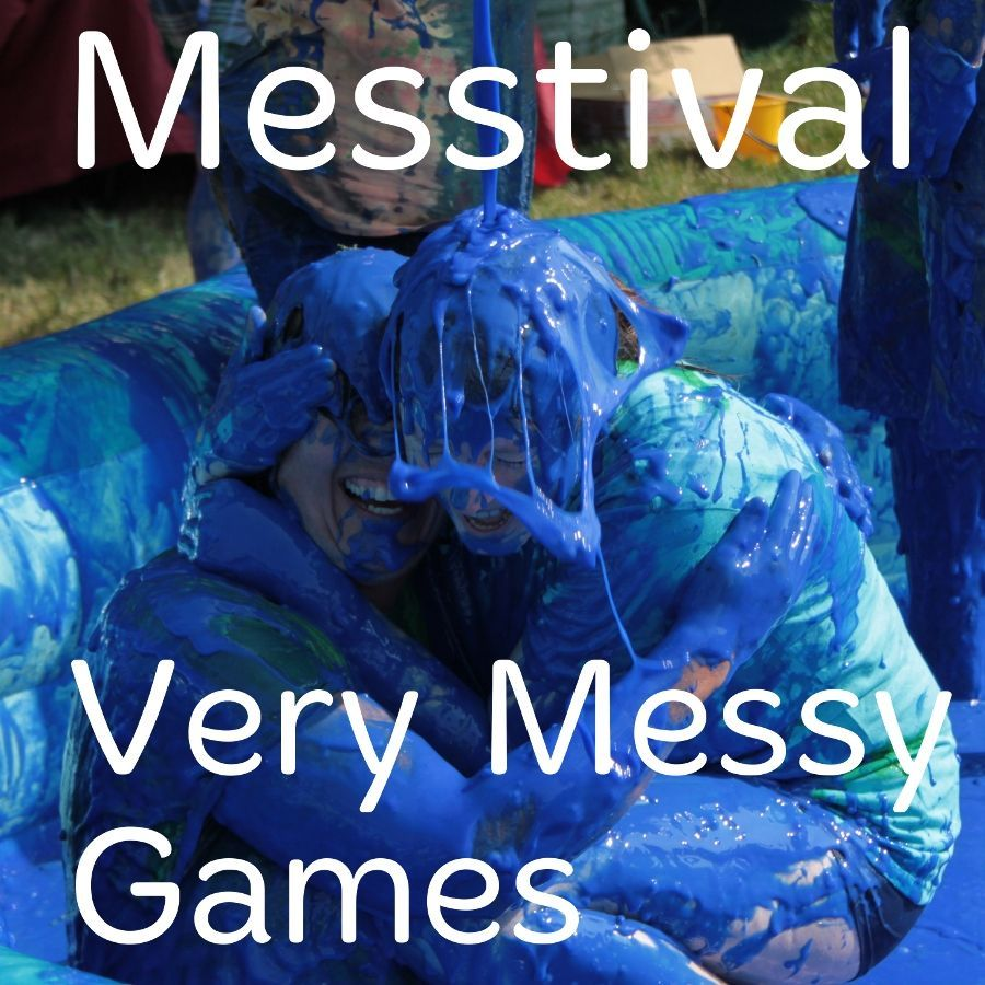 Messtival Very Messy Games Youth And Pinterest Highhill Homeschool Make Your Own Electrical Switch Also Recipes For Gunge Slime