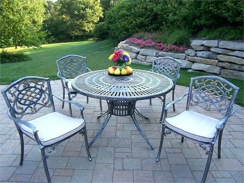 Painting Wrought Iron Furniture Painted Painting Wrought Iron