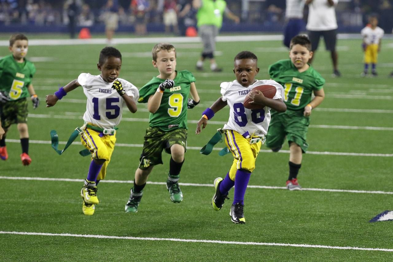 Flag Football Is More Dangerous for Children Than You