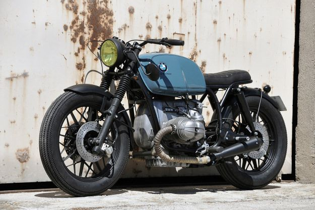 crd's new boxer twins bmw 1977 r100rs & 1981 r100   bmw, cafes and