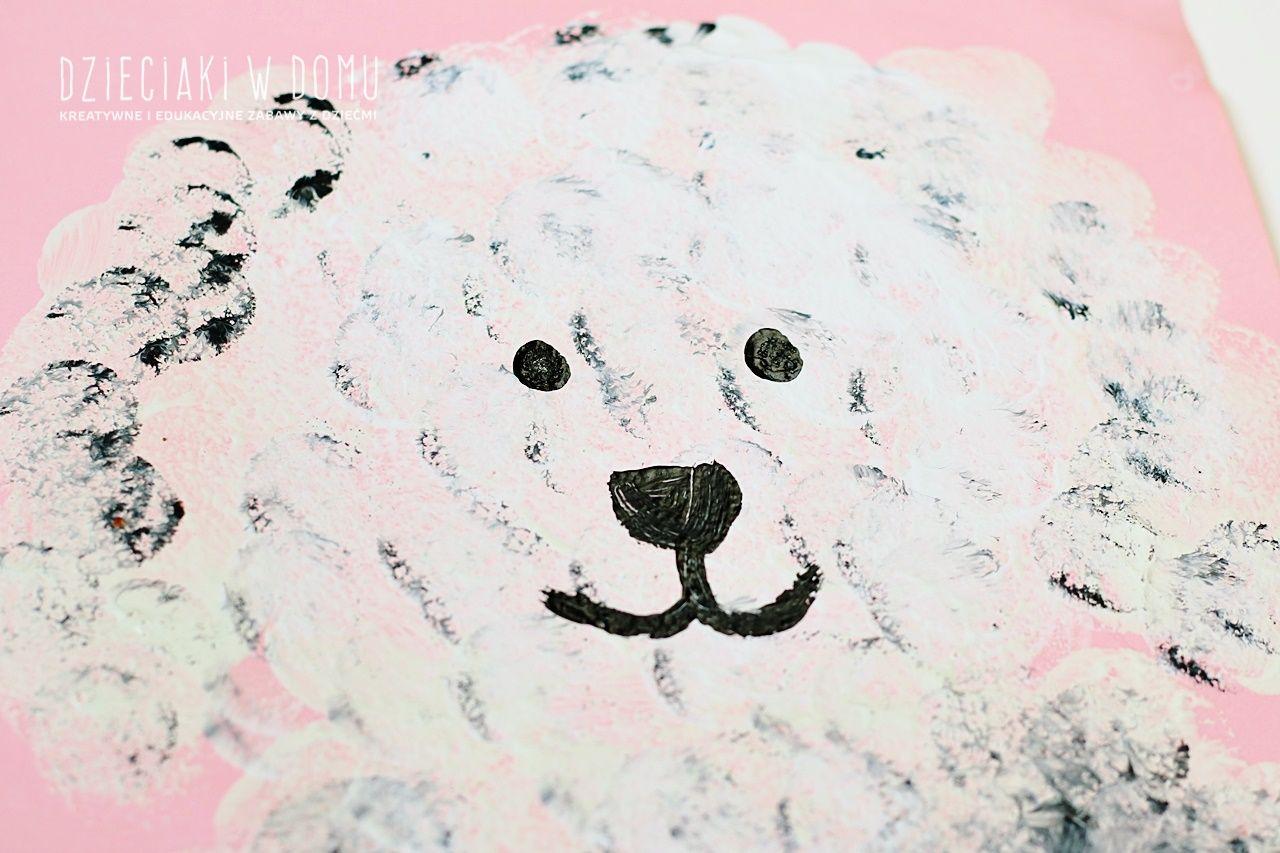Pieski Prosta Praca Plastyczna Dla Dzieci Dzieciaki W Domu Character Fictional Characters Snoopy