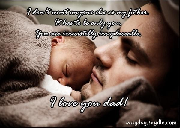 Fathers Day Messages Wishes And Fathers Day Quotes For 2017 Easyday Baby Sleep Baby Face Newborn Photography