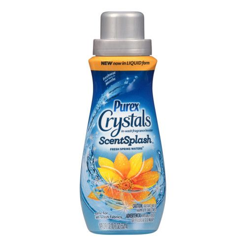 RARE! $2.00 Off Two Purex Crystals In-Wash Fragrance Boosters With Printable Coupon!