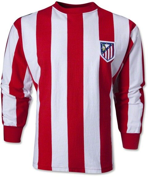3b91784f5e camiseta retro atletico madrid aragones | Club Atlético de Madrid ...