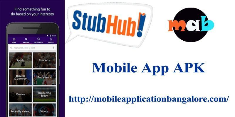 How do I get my mobile movie ticket through the Stub Hub