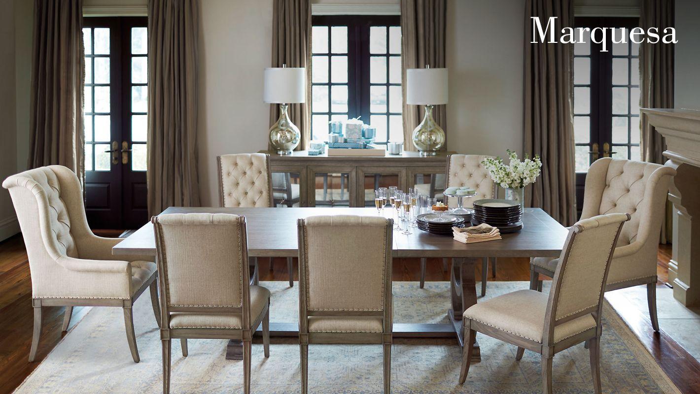 Beautiful Marquesa Dining Room Items   Bernhardt