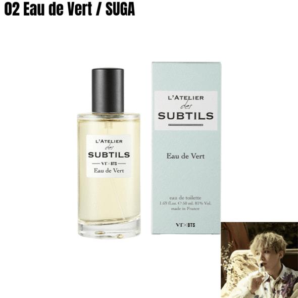 BTS] VT Cosmetics x BTS L'ATELIER des