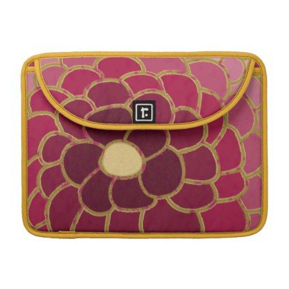 Flora I MacBook Pro Sleeve | Zazzle.com