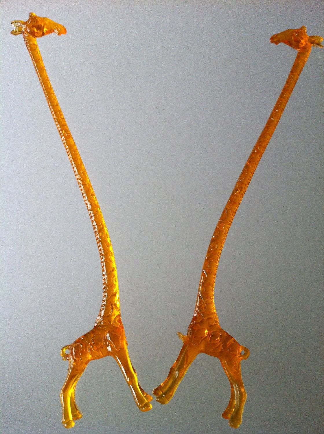Awesome vintage giraffe swizzle sticks vintage love for Food bar giraffe