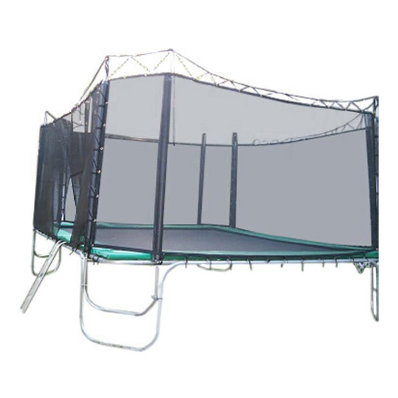 Texas Trampoline 15x17 Texas Extreme W Enclosure 1517 Tce